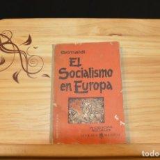 Libros de segunda mano: EL SOCIALISMO EN EUROPA. PROPAGANDA SOVIETICA AÑOS 60. EDITADO EN MEXICO.. Lote 93004945