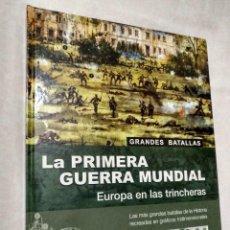 Libros de segunda mano: GRANDES BATALLAS DE LA PRIMERA GUERRA MUNDIAL. EDITORIAL FOLIO. Lote 96711915