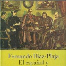 Livros em segunda mão: EL ESPAÑOL Y LA IGLESIA CATOLICA (FERNANDO DIAZ-PLAJA). Lote 97131227