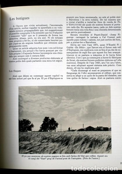 Libros de segunda mano: TORNANT A MIRAR - ESPLUGUES DE DEL 1900 - PASQUAL JUAN I LLORET - FOTOGRAFIES - Foto 3 - 97841986