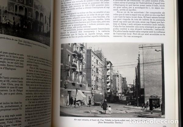 Libros de segunda mano: TORNANT A MIRAR - ESPLUGUES DE DEL 1900 - PASQUAL JUAN I LLORET - FOTOGRAFIES - Foto 4 - 97841986