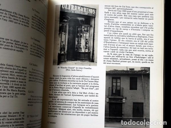 Libros de segunda mano: TORNANT A MIRAR - ESPLUGUES DE DEL 1900 - PASQUAL JUAN I LLORET - FOTOGRAFIES - Foto 7 - 97841986