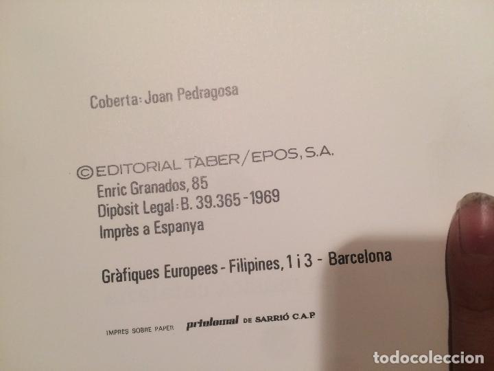 Libros de segunda mano: Antiguo libro història de la música Catalana escrito por Manuel Valls Gorina año 1969 - Foto 3 - 98225199