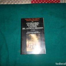 Libros de segunda mano: MANUEL TUÑON DE LARA, HISTORIA DE ESPAÑA VII, LABOR 1988. Lote 98406843