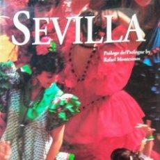 Libros de segunda mano: SEVILLA DE DANIEL AUBRY Y RAFAEL MONTESINOS. Lote 98680003