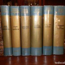Libros de segunda mano: EPISODIOS NACIONALES CONTEMPORANEOS,NUMEROS II,III,IV,V,VI,VII.FERNANDEZ DE LA REGUERA-SUSANA MARCH. Lote 98683179