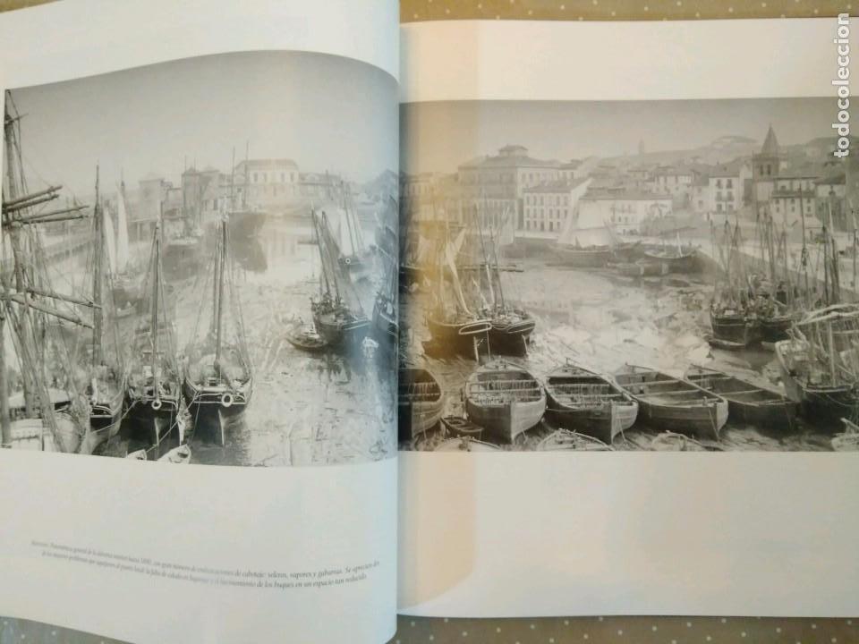 Libros de segunda mano: GIJON VISION Y MEMORIA PORTUARIA/ CON ESTUCHE - Foto 4 - 74249635