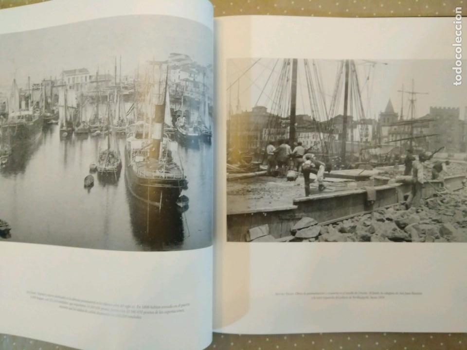 Libros de segunda mano: GIJON VISION Y MEMORIA PORTUARIA/ CON ESTUCHE - Foto 5 - 74249635