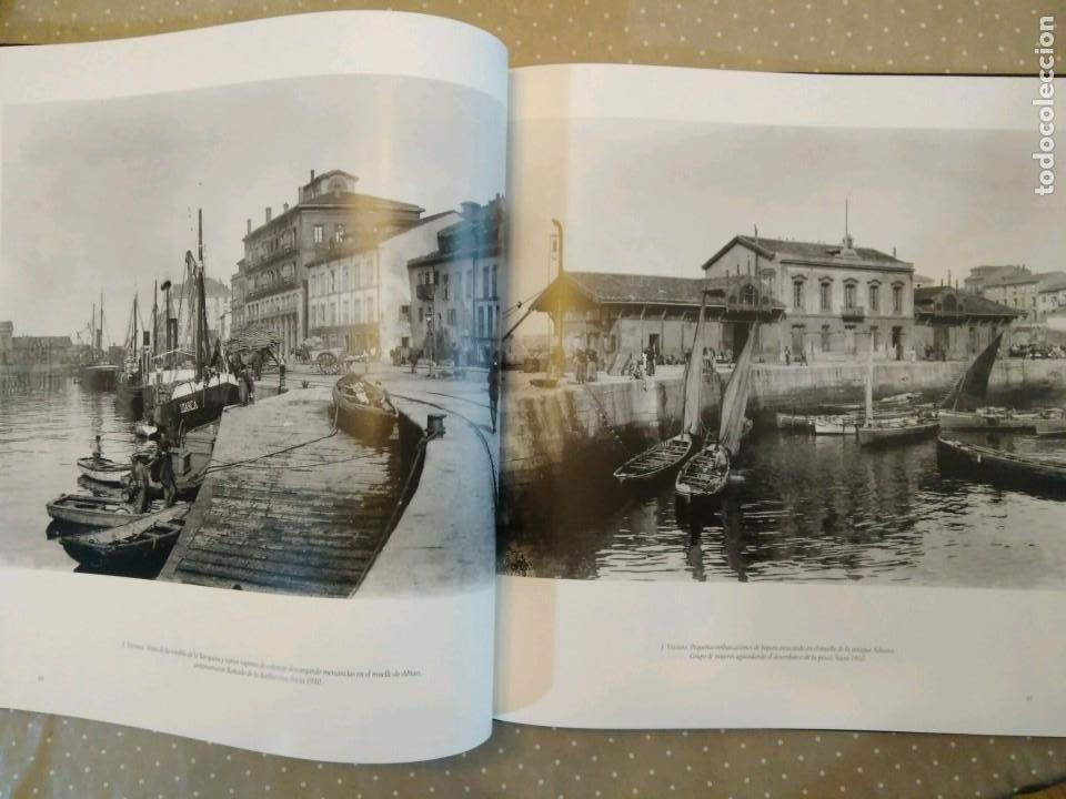 Libros de segunda mano: GIJON VISION Y MEMORIA PORTUARIA/ CON ESTUCHE - Foto 6 - 74249635