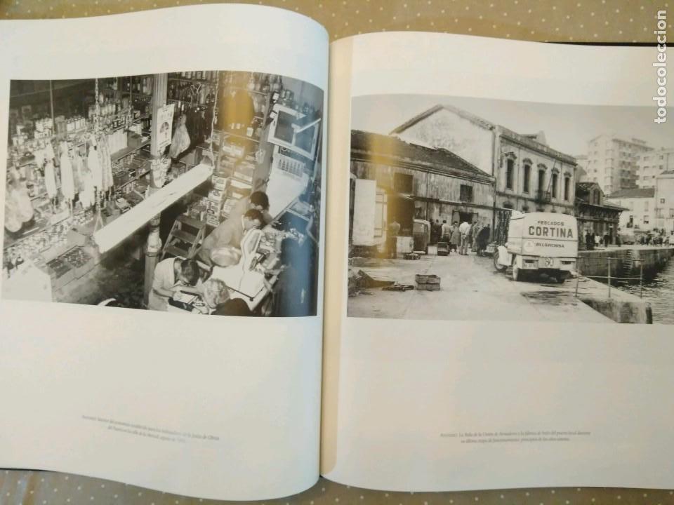 Libros de segunda mano: GIJON VISION Y MEMORIA PORTUARIA/ CON ESTUCHE - Foto 7 - 74249635