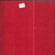 Libros de segunda mano: LA ACTUALIDAD ESPAÑOLA. TOMO I. 1963. Lote 98820779