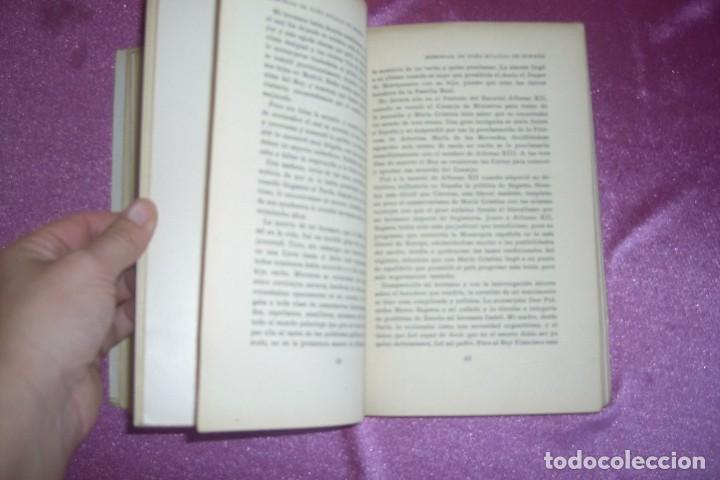 Libros de segunda mano: MEMORIAS DE DOÑA EULALIA DE BORBÓN EX-INFANTA DE ESPAÑA. EDICION ILUSTRADA - Foto 7 - 98831375