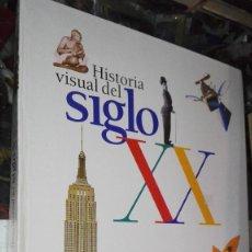 Libros de segunda mano: HISTORIA VISUAL DEL SIGLO XX. Lote 98878523