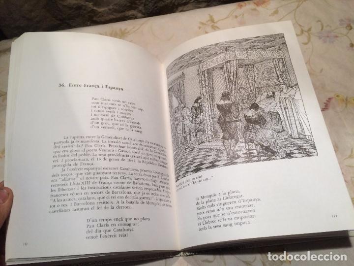 Libros de segunda mano: Antiguo libro Història de Catalunya escrito por Joan Soler i Amigó año 1978 - Foto 5 - 99228847