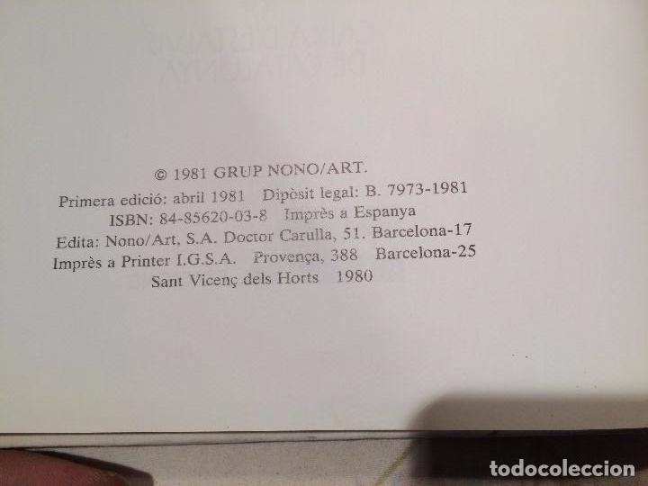 Libros de segunda mano: Antiguo libro Breu HIstòria de Catalunya el casal de Barcelona por Grup Nonomar, año 1981 - Foto 3 - 99247675