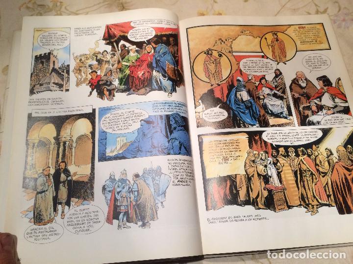 Libros de segunda mano: Antiguo libro Breu HIstòria de Catalunya el casal de Barcelona por Grup Nonomar, año 1981 - Foto 4 - 99247675