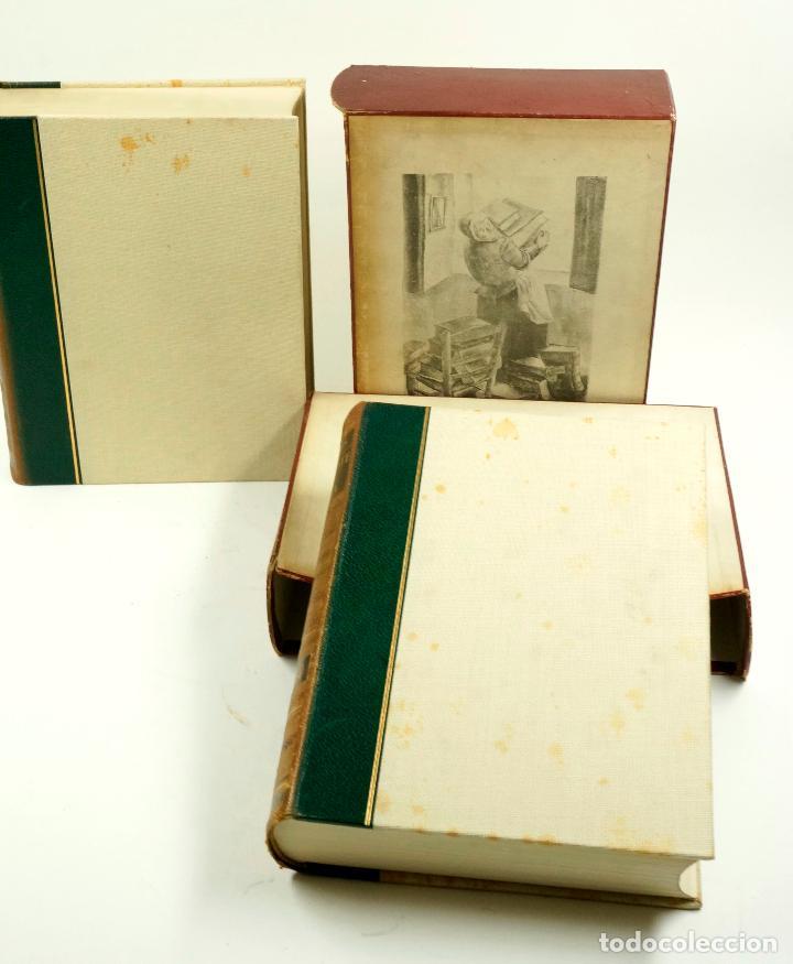 Libros de segunda mano: DON QUIJOTE DE LA MANCHA, CERVANTES, 1958, ED. JUVENTUD. 20x25,7cm - Foto 3 - 99510815