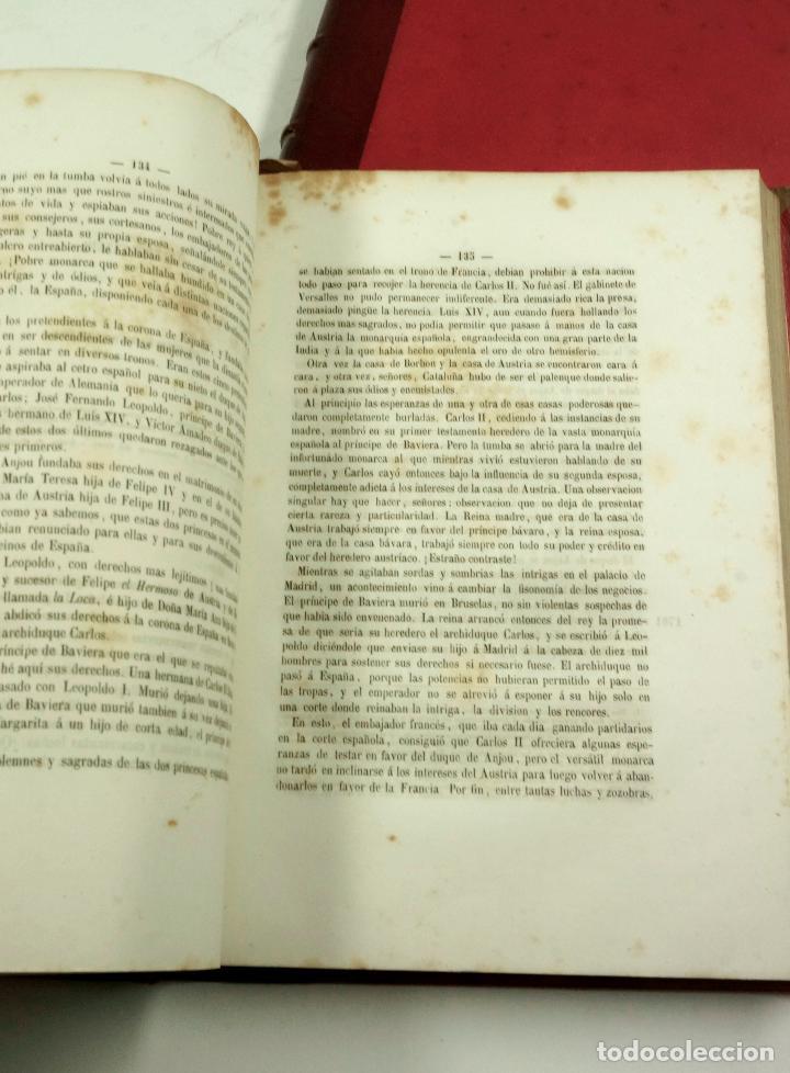Libros de segunda mano: BELLEZAS DE LA HISTORIA DE CATALUÑA, 2.vol, 1853, VICTOR BALAGUER. 20x28cm - Foto 3 - 99644947