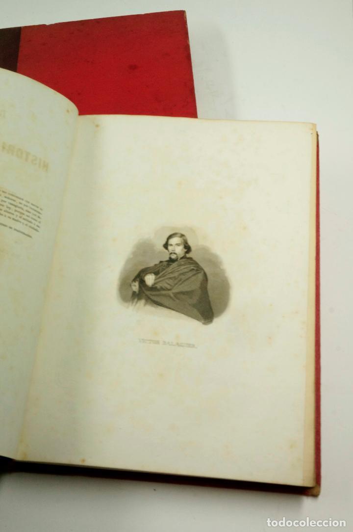 Libros de segunda mano: BELLEZAS DE LA HISTORIA DE CATALUÑA, 2.vol, 1853, VICTOR BALAGUER. 20x28cm - Foto 4 - 99644947