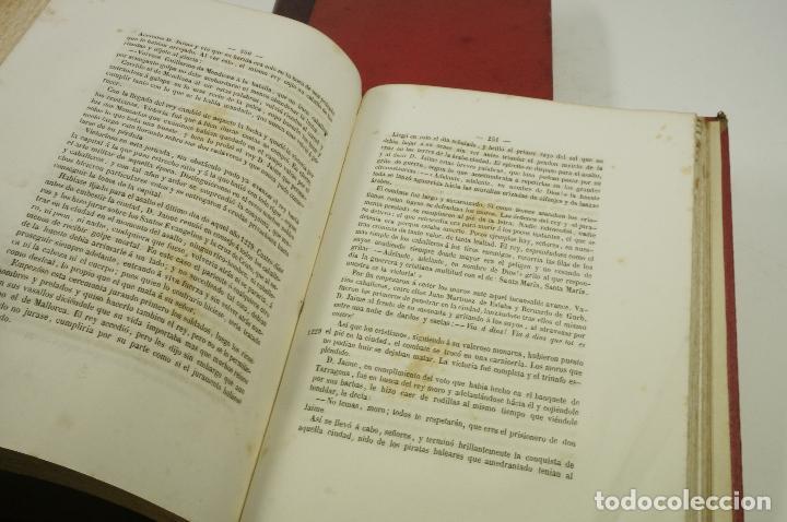 Libros de segunda mano: BELLEZAS DE LA HISTORIA DE CATALUÑA, 2.vol, 1853, VICTOR BALAGUER. 20x28cm - Foto 6 - 99644947