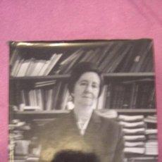 Libros de segunda mano: HOMENAJE A MARGARITA SALAS 2001 FUNDACION INDEPENDIENTE . Lote 99710195