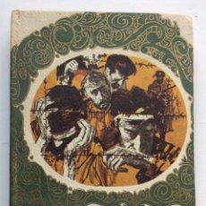 Libros de segunda mano: LO QUE FUERON LOS CAMPOS DE CONCENTRACIÓN RUSOS. HANS RAINER. RODEGAR. 1968. Lote 195170900