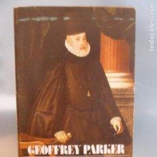 Libros de segunda mano: FELIPE II PARKER, GEOFFREY EDITORIAL: ALIANZA, MADRID (1984)266PP. Lote 102261315