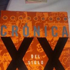 Libros de segunda mano: CRÓNICA DEL SIGLO XX DE PLAZA Y JANES. Lote 102489371