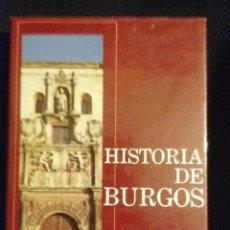 Libros de segunda mano: HISTORIA DE BURGOS III (EDAD MODERNA-1). Lote 102650179