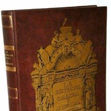 Libros de segunda mano: LA ILUSTRACIÓN GALLEGA Y ASTURIANA TOMO 1; EDICIÓN FACSÍMIL DE ED. SILVERIO CAÑADA EN GIJÓN 1979. Lote 102833043