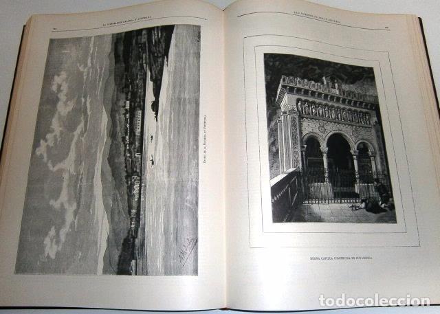 Libros de segunda mano: La Ilustración Gallega y Asturiana Tomo 1; Edición Facsímil de Ed. Silverio Cañada en Gijón 1979 - Foto 4 - 102833043