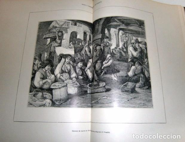 Libros de segunda mano: La Ilustración Gallega y Asturiana Tomo 1; Edición Facsímil de Ed. Silverio Cañada en Gijón 1979 - Foto 5 - 102833043