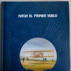 Libros de segunda mano: HACIA EL PRIMER VUELO - VALERIE MOOLMAN - TIME-LIFE BOOKS B.V. 1980 ¡COMO NUEVO!. Lote 103291395