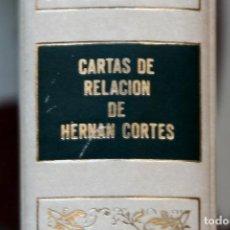 Livros em segunda mão: CARTAS DE RELACIÓN DE HERNÁN CORTÉS.. Lote 103827739