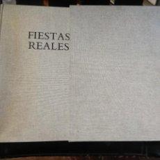 Libros de segunda mano: FIESTAS REALES. FARINELLI. PATRIMONIO NACIONAL. 1992. Lote 103911767