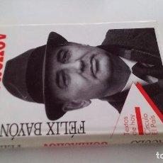 Libros de segunda mano: LA VIEJA RUSIA DE GORBACHOV. - BAYÓN, FÉLIX-PRISA 1985-TAPAS DURAS +SOBRECUBIERTA. Lote 104940399
