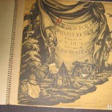 Libros de segunda mano: POR DIOS, POR LA PATRIA Y EL REY,- PEMÁN. TEJADA. 1940.. Lote 105742639
