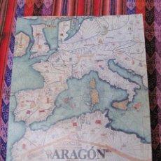 Libros de segunda mano: ARAGON EN EL MUNDO.. Lote 107530311