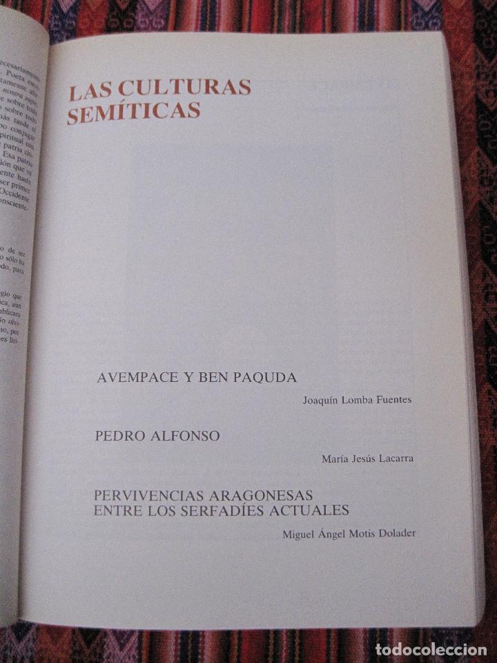 Libros de segunda mano: ARAGON EN EL MUNDO. - Foto 4 - 107530311