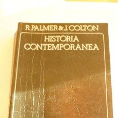 Libros de segunda mano: HISTORIA CONTEMPORANEA. Lote 108698179