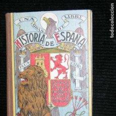 Libros de segunda mano: HISTORIA DE ESPAÑA CIENCIA LITERARIA DALMAU CARLES PLA EDITORES GERONA . Lote 109396903