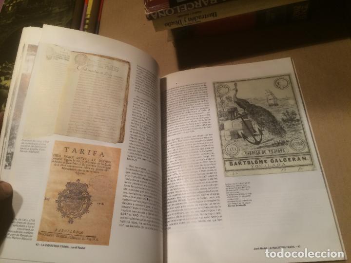 Libros de segunda mano: Antiguo libro LA PRIMERA REVOLUCIÓ INDUSTRIAL A CATALUNYA editorial NADALA año 1997 - Foto 2 - 110054427