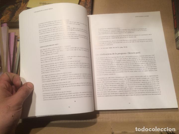 Libros de segunda mano: Antiguo libro les ordinacions de la pesquera de Cadaques por Enric Prat y Erika Serna año 2006 - Foto 2 - 110155259