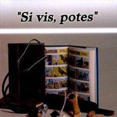 Libros de segunda mano: SI VIS,POTES - JULIO RODRIGUEZ - ED VIPREN - RECUERDOS DE CHICLANA 2002. Lote 110234403