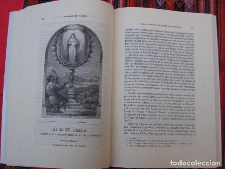 Libros de segunda mano: AGUSTINOS EN TOLEDO. - Foto 5 - 112009915