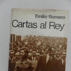 Libros de segunda mano: LIBRO: ROMERO: 'CARTAS AL REY' (1973). Lote 112089551