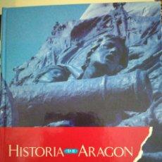 Libros de segunda mano: HISTORIA DE ARAGÓN. Lote 112442320