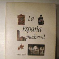 Libros de segunda mano - LA ESPAÑA MEDIEVAL - EMILIO MITRE - ED. ISTMO - 112887167