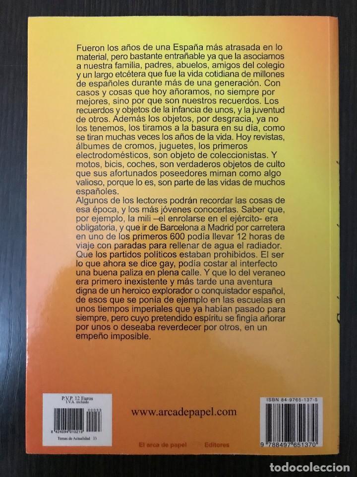 Libros de segunda mano: Cuéntame cómo pasó... - De los años 40 a la transición - Foto 4 - 113176587