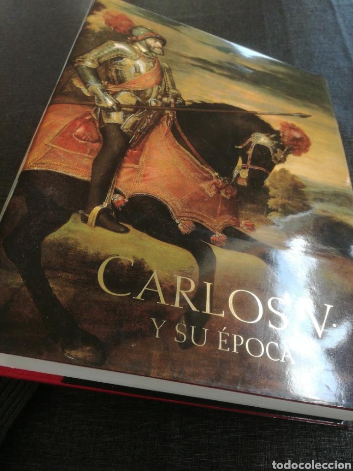 CARLOS V Y SU ÉPOCA - ARTE Y CULTURA - JUAN RAMON TRIADÓ (Libros de Segunda Mano - Historia Moderna)